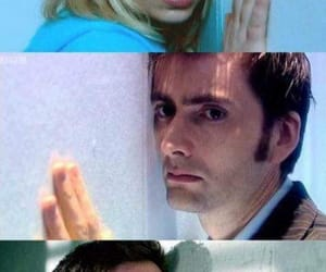 billie piper, david tennant, and dean winchester image