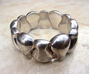 bracelet, modernist, and organic image