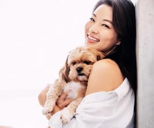 dog, teen wolf, and arden cho image