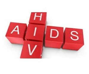 aids, health, and infection image
