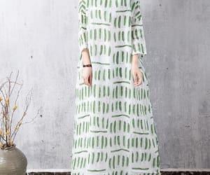 etsy, summer long dress, and maxi dress image