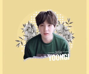 bts, min yoongi, and yoongi edit image