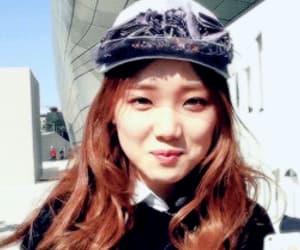 gif, girl, and korean image