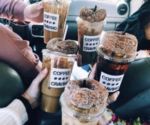 coffee, summer, and love image