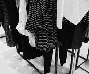 fashion, black, and clothes image