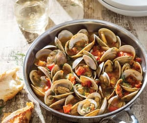 butter, clam, and clams image