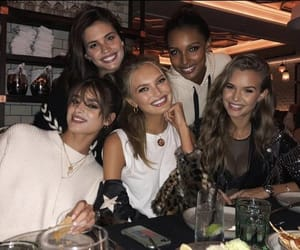 taylor hill, josephine skriver, and model image