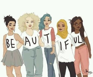 beautiful, body, and empowerment image