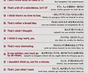 japanese, learning, and language image