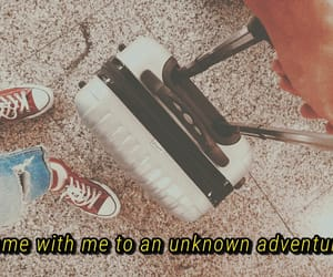 converse, follow, and grunge image