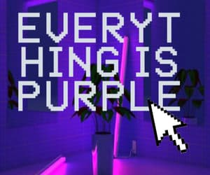 edit, purple, and asthetic image