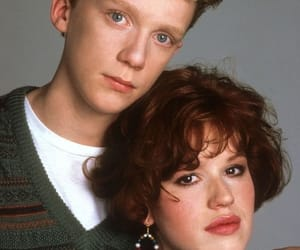 80s, Anthony Michael Hall, and Molly Ringwald image