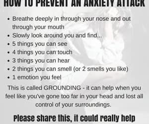 read, share, and panic attacks image