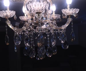 chandelier and classic image