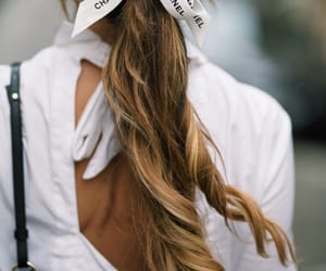 fashion, hair, and chanel image