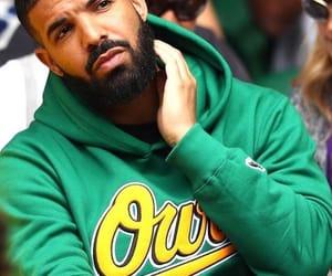 Drake and green image