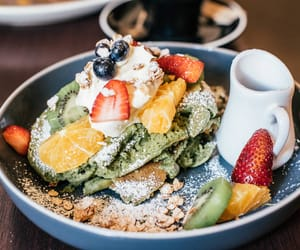 brunch, delicious, and dessert image