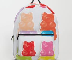 backpack, nomnom, and bag image