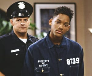 will smith, 90s, and tv show image