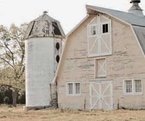 aesthetic, barn, and country image