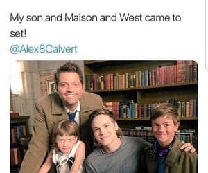 funny, post, and spn image