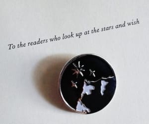 aesthetic, book, and pin image