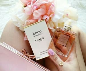 chanel, rosegold, and coco image