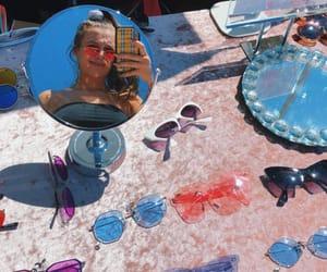 emma chamberlain, sunglasses, and emma image