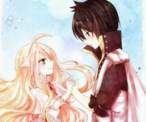 zeref, mavis vermillion, and 😍 image