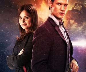 clara, wallpaper, and doctor who image