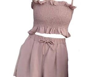outfit, pink, and png image