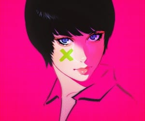 amazing, bright pink, and digital art image