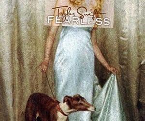 1989, fearless, and Swift image