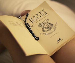 book, harry potter, and summer break image