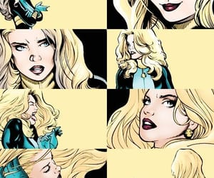 Black Canary, DC, and girl power image