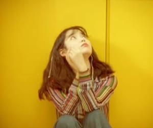 aesthetic, kpop, and yellow image