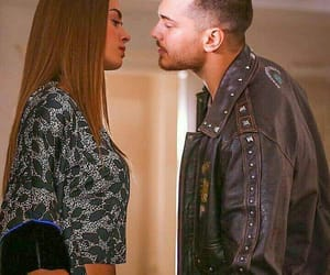couple, icerde, and kiss image