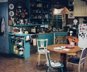 friends, kitchen, and f.r.i.e.n.d.s image