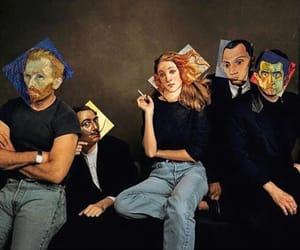 pulp fiction, bruce willis, and John Travolta image