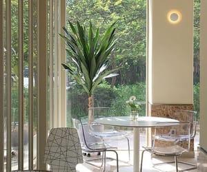 comfy, glass, and interior image