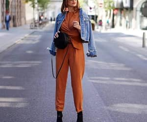 cardigan and jumpsuit image