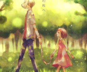 anime, peaceful, and cute image