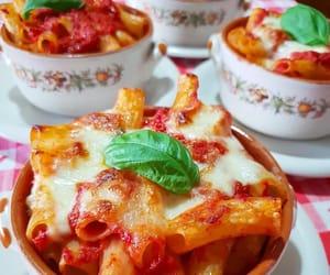 cheese, food porn, and mozzarella image