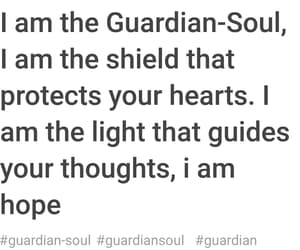 guardian, quote, and quotes image