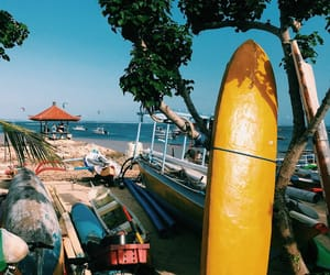amazing, bali, and beach image