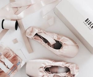 aesthetic, ballet, and pink image