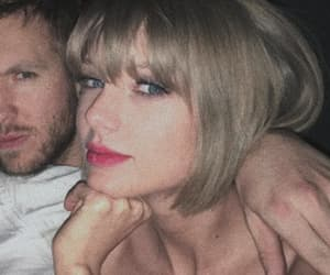 Taylor Swift, calvin harris, and icon image