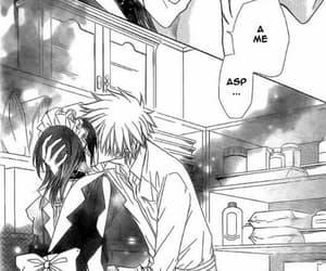 anime, maid, and romance image