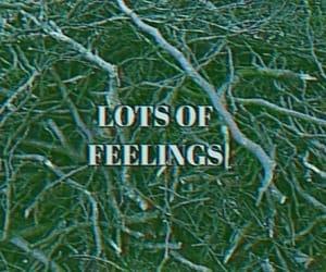 aesthetic, green, and feelings image