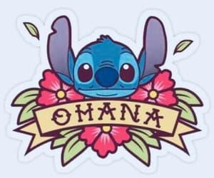 ohana, disney, and stitch image